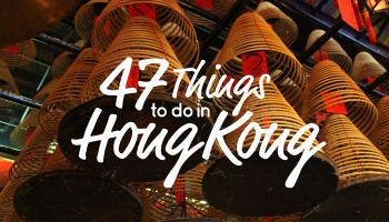 47 Fun and exciting things to do in Hong Kong