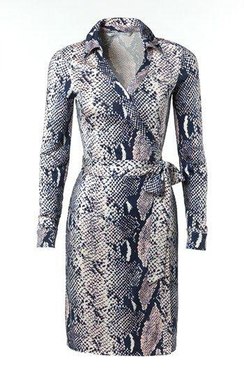 Diane von Furstenberg 'New Jeanne 2' Silk Jersey Wrap Dress | Nordstrom