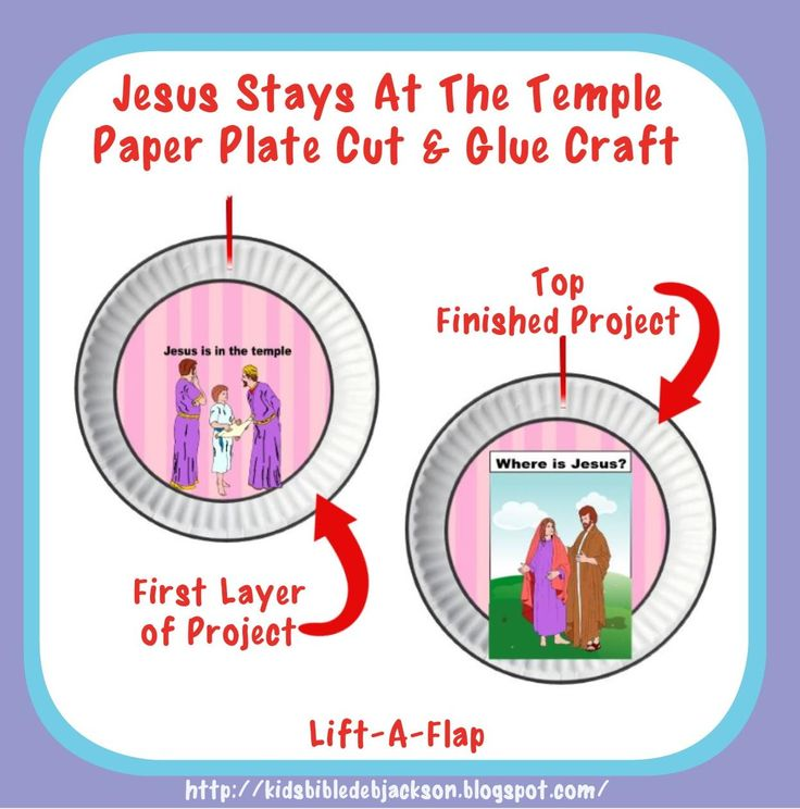 jesus in the temple crafts - Google Search