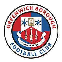 1928, Greenwich Borough F.C. (England) #GreenwichBoroughFC #England #UnitedKingdom (L16920)