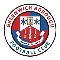 1928, Greenwich Borough F.C. (England) #GreenwichBoroughFC #England #UnitedKingdom (L16920)