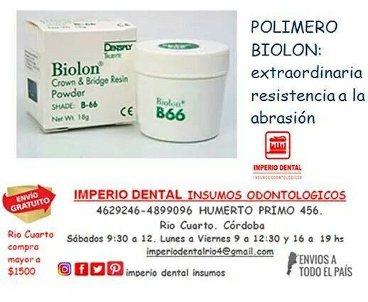 Polímero biolon