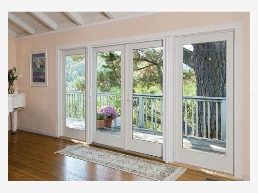 Hinged French Doors   Modern   Windows And Doors   Minneapolis   Renewal By  Andersen