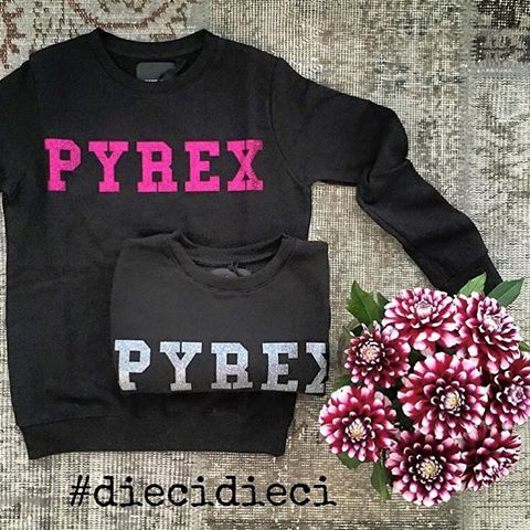 PYREX WOMAN #new #collection #pyrex #pyrexoriginal #fallwinter16 #winterstyle #forwoman #diecidieci #napoli #availableinstores #sweatshirt #nothingbetter #streetstyle