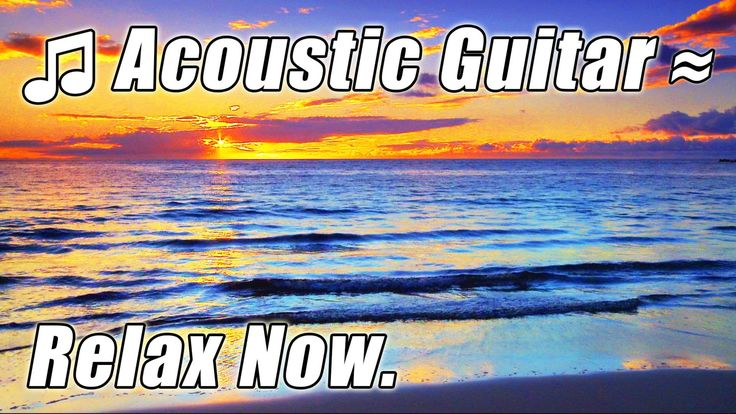 Relaxing Acoustic Guitar Music playlist - just a single acoustic guitar and the ocean waves ... Shimmer is the 3rd song in this mix and it starts about 6:13