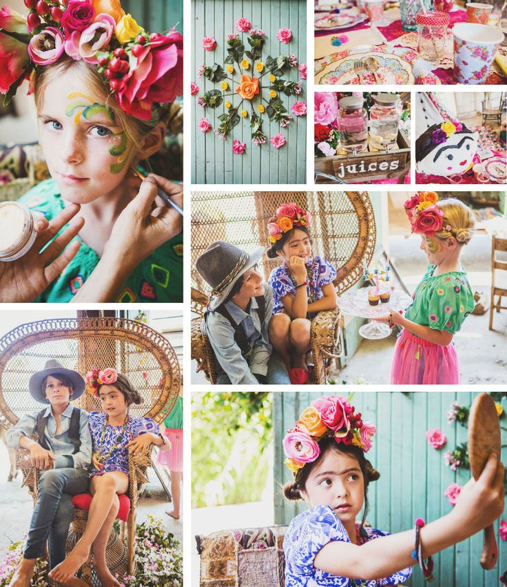 party like a gypsy | fire and creme kids, gypsy party | photos by sophie jacobson/love bucket photo