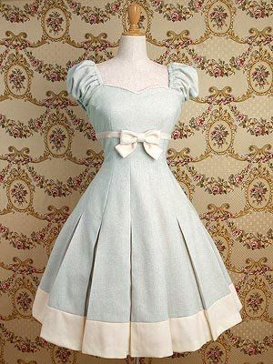 Alice in Wonderland inspired dress i hate dresses like that but this is super cute!!