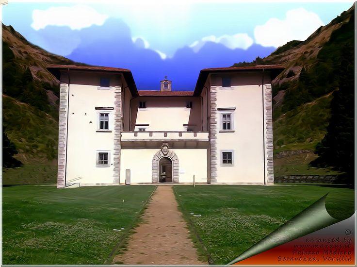 Seravezza Palazzo Mediceo | Flickr - Photo Sharing!