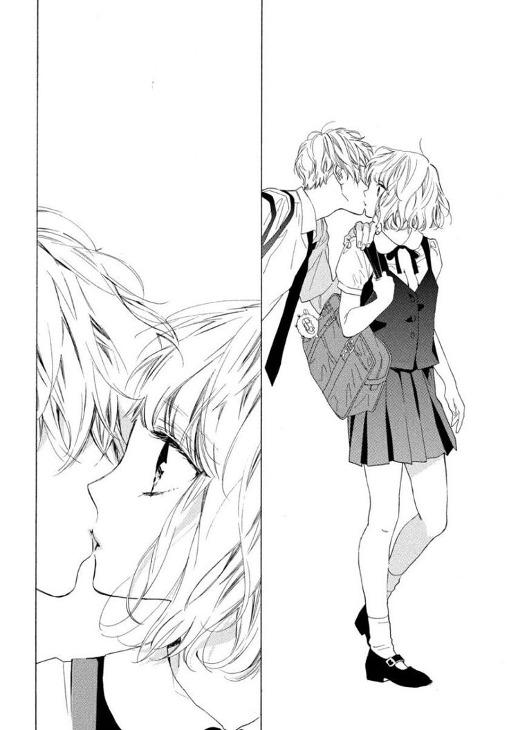 Mainichi Kiss Shite Ii Desu ka? - MANGA - Lector - TuMangaOnline