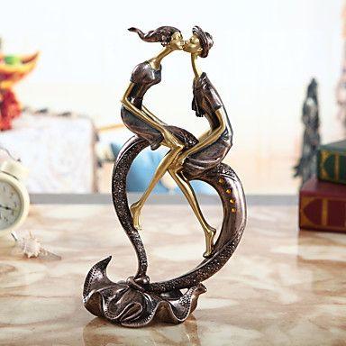 Ünneő Poli-gyanta Modern/kortárs / Hétköznapi / Retro,Ajándékok Otthoni Dekoratív kiegészítők 5281426 2016 – $23.99