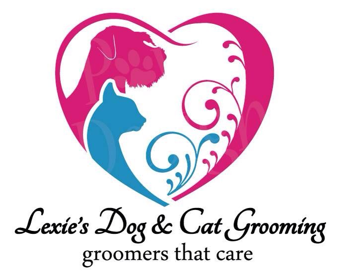 This lovely logo was created for Lexie's Dog & Cat