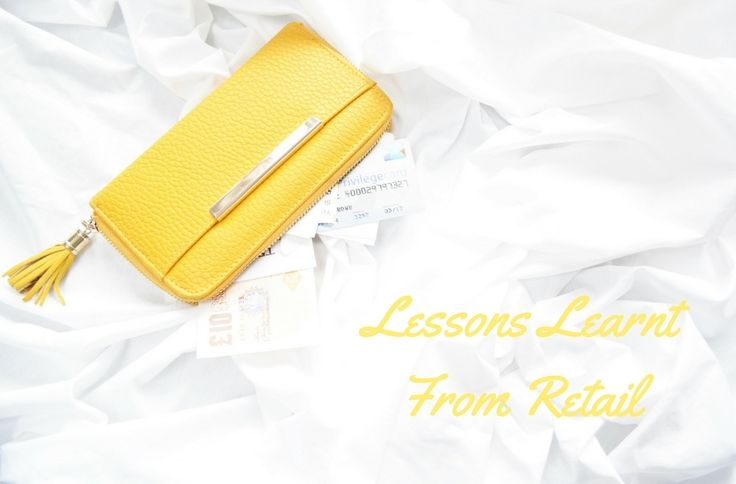 Lessons Learnt From Working In Retail | #Lifestyle POST by Elite Member @NotCopperArmour