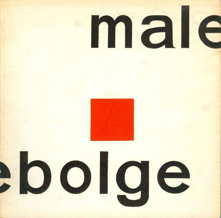 Malebole, Quaderno 1, 1967