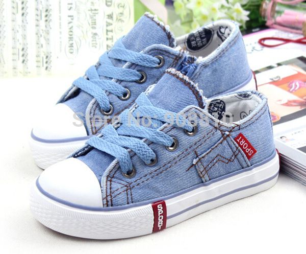 new!!boys sneakers girls canvas shoes blue navy red school shoes for children tennis flats for boys girls unique boutique #Affiliate