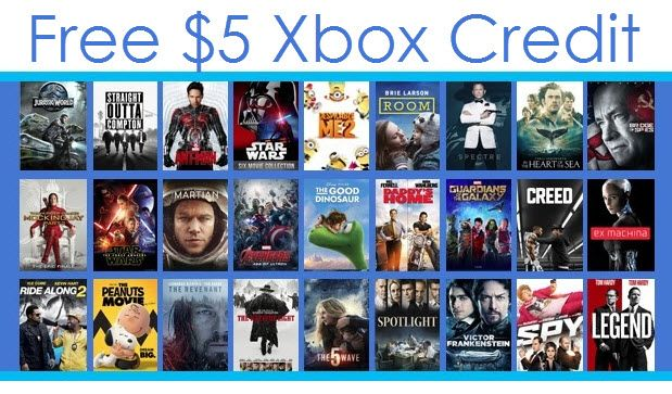 FREE $5 Xbox Credit **Watch Your Email** - http://www.swaggrabber.com/?p=301228