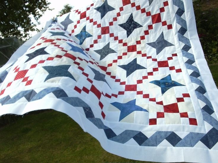 356 best STAR quilts and BLOCKS images on Pinterest | Bag, Free ... : twisted star quilt block - Adamdwight.com