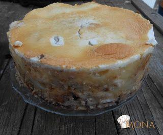 Mona - Élet az ételallergiával: DIÓS GUBA TORTA (GLUTÉN,TEJ,CUKOR,SZÓJAMENTES)