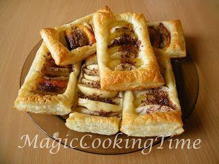 Magic Cooking Time | Blog o gotowaniu: Ciasto francuskie z owocami