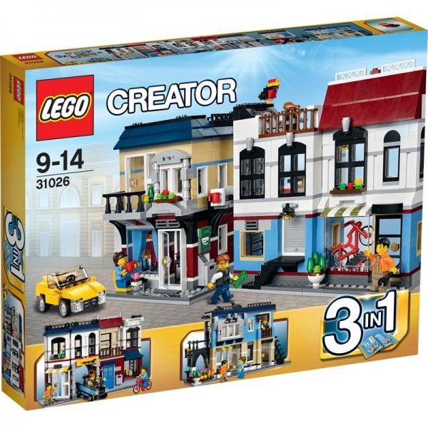 LEGO® Creator 31026 Bike Shop & Cafe