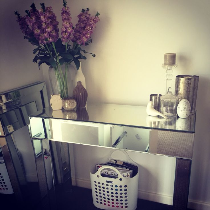 Mirror table ❤️