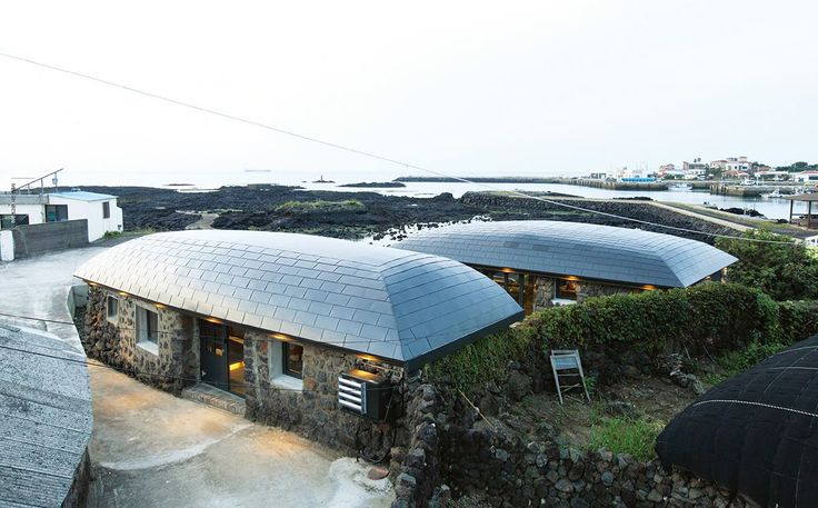 Blind Whale designed by BKID#Blindwhale #Furnishing #Jeju #Architecture #Craft #Roof #BKID #BKIDSTUDIO #송봉규 #bongkyusong