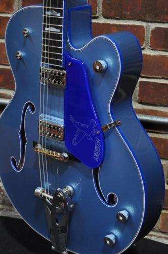 Gretsch USA Custom Shop '59 Ice Blue Falcon | eBay