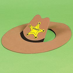 """@Sarah Caswell...I really want your cuties to wear this cowboy hat...I'm pretty sure you could eek out an entire cowboy them week...you could """"lasso"""" sounds/words/numbers. etc...and just look cute in these hats :)"""