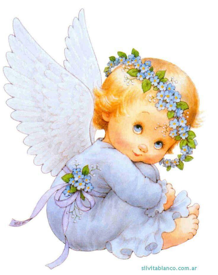 милые ангелята картинки любят