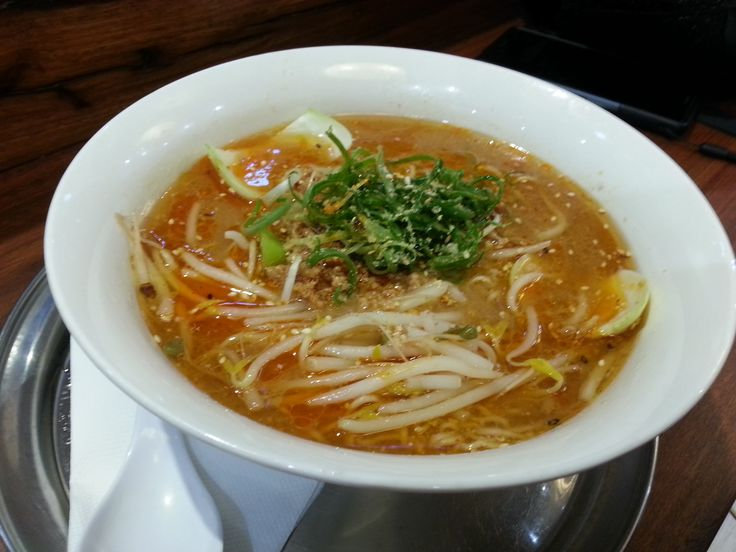 Check out Brian's review on Men Ya Go Ramen in the City: http://www.outback-revue.com/men-ya-go-ramen-in-the-city/