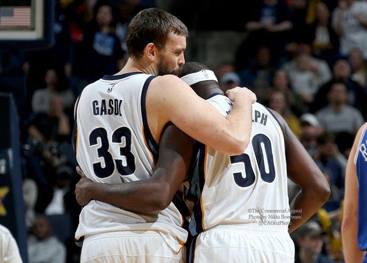 """Marc Gasol & Zach Randolph • """"Bigger Than """""""