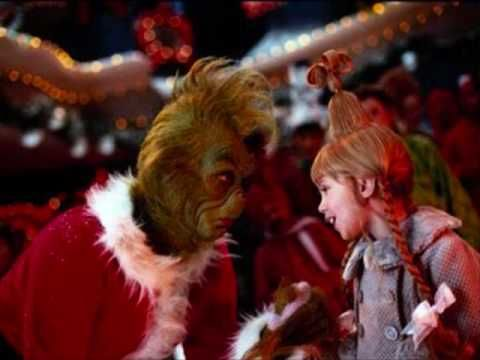 You're a Mean one Mr. Grinch - Jim Carey