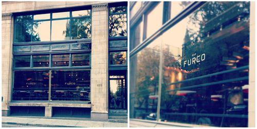 Furco Bar   À la mode Montréal  #montreal #bar #downtown #wine
