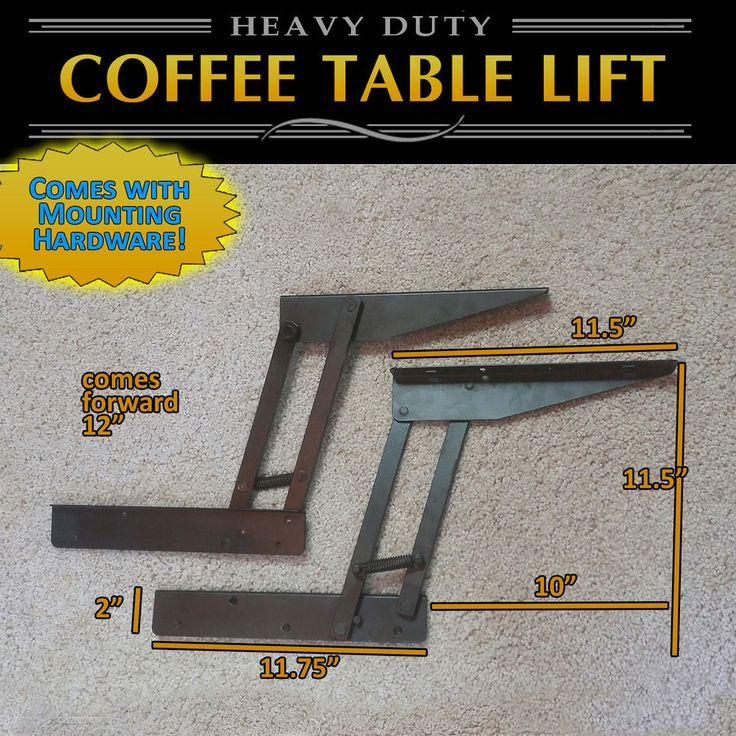 Mesa de café superior de elevación Hágalo usted mismo bisagra de muebles de montaje de hardware e | Hogar y jardín, Artículos para mejoras del hogar, Construcción y herramientas | eBay!