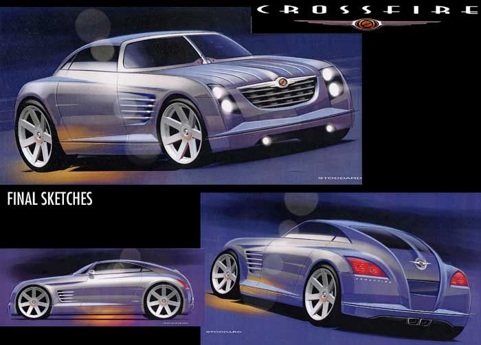 2004 Chrysler Crossfire - Wilhelm Karmann Company