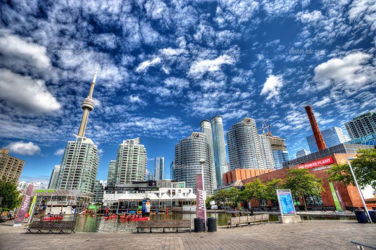 Round House Park, Toronto