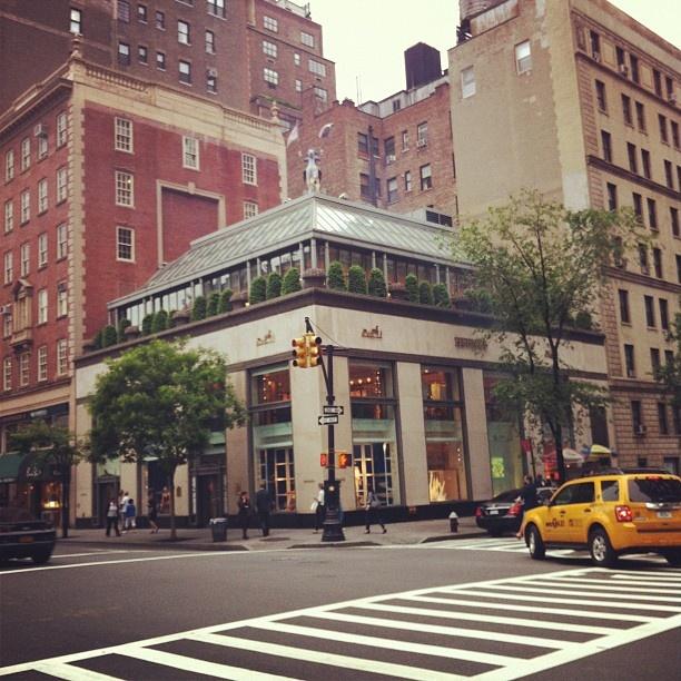 Hermès Flagship Store, Madison Avenue, NYC.