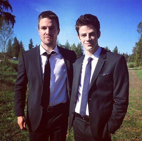 Stephen & Grant