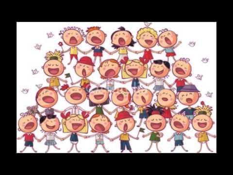 Canzone Auguriamoci Buon Natale.Il Mondo E Di Mille Colori Canzone Per Bambini Youtube Canzoni Per Bambini Canzone Canzoni Di Compleanno