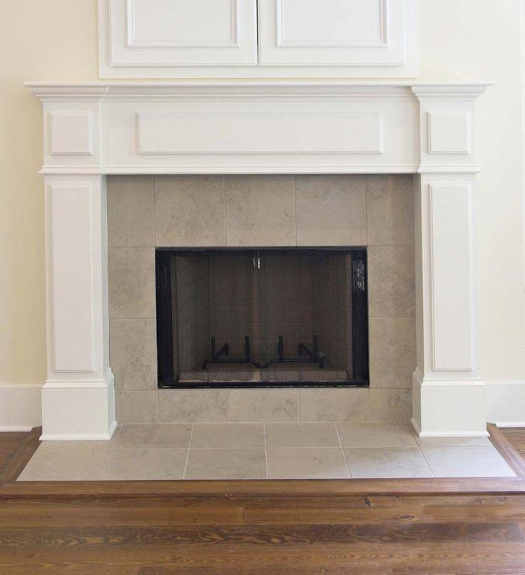 29 best Fireplace mantels images on Pinterest