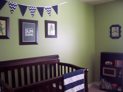 574 Best Images About Green Baby Rooms On Pinterest