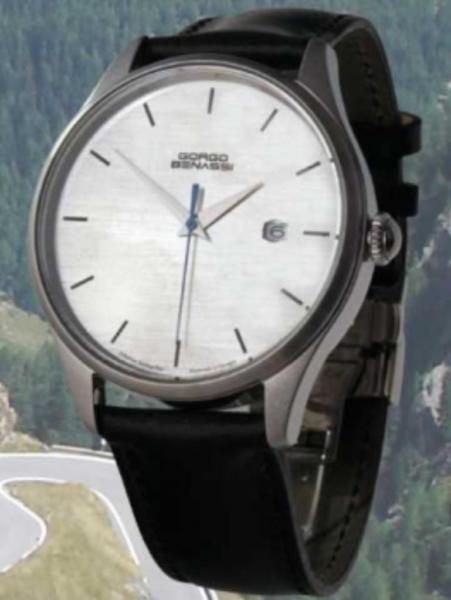 GORGO BENASSI - Wave Gotik Uhr, Automatik, wasserdicht | www.gorgobenassi.com