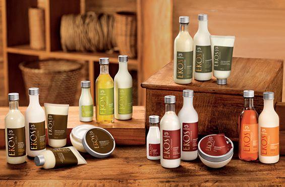 Los productos Natura no experimentan con animales ademas de estar hechos con productos naturales.  Mas informacion de estos productos con una servidora.  http://naturaekos.com.mx/productos/cabello/