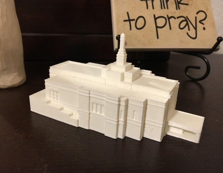 Snowflake, AZ LDS Temple Model by TheTempleStore on Etsy https://www.etsy.com/listing/276751756/snowflake-az-lds-temple-model