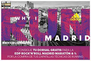 EDP ROCK 'N' ROLL MADRID MARATÓN & 1/2 (April)