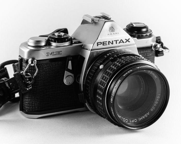 vintage pentax camera - Google Search