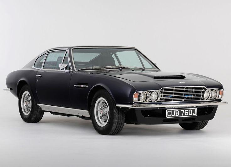 1967 Aston Martin DBS