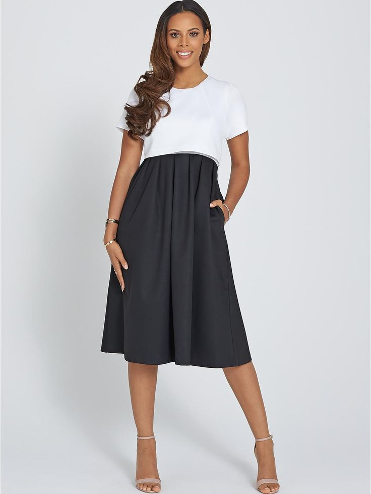 2-in-1 Midi Length Dress, http://www.very.co.uk/rochelle-humes-2-in-1-midi-length-dress/1458060252.prd