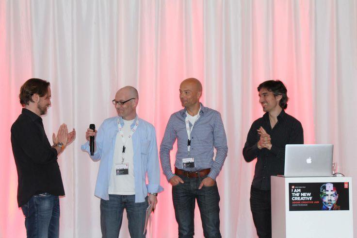 #JointCreatives #LikeableDesign #Copycaal #CreativeJam #CreateNow #Adobe @Adobe #Kromhouthal #Amsterdam