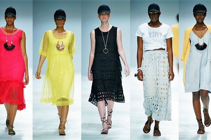 South African Fashion Designers // How High End Creatives Break into the Industry