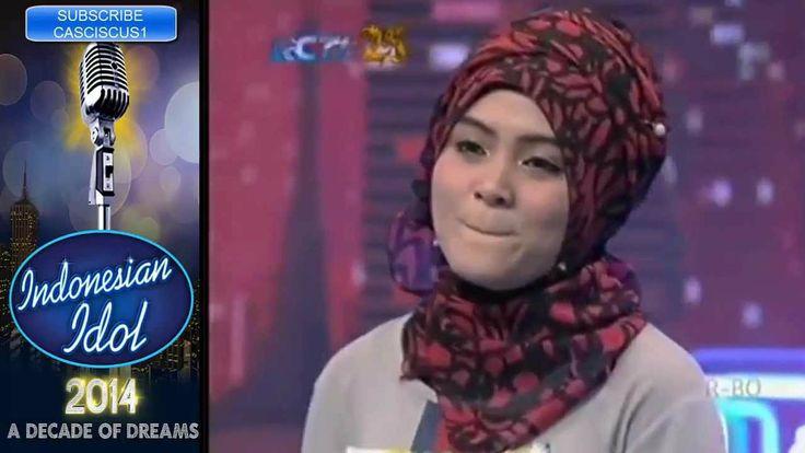 Ulfi - Audisi Jogja - Indonesian Idol 2014 - Cobalah Mengerti (+playlist)